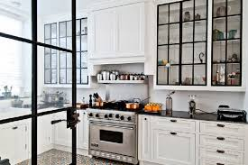 Kitchen Cabinet With Glass Doors Best 25 Glass Cabinet Doors Ideas On Pinterest Kitchen Throughout