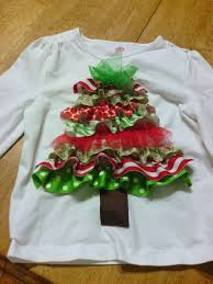 ruffled christmas tree cake christmas tree ruffles and shirt
