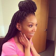 Brandy Hairstyles 200 Best Famous Naturals Images On Pinterest Hairstyles Braids