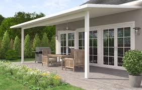 Patio Cover Lighting Ideas by Insulated Aluminum Patio Cover Vs Non Insulated Patio Decoration