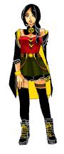 Female Robin Halloween Costume Everyday Attire Designs Extraordinary Superheroes Geeky Cool