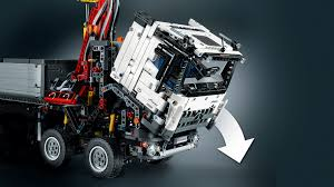 42043 mercedes benz arocs 3245 products lego technic lego