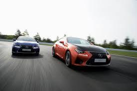 lexus v8 cars lexus rc f v8 oranje blauw zilver torque vectoring 2015 05 cars