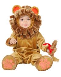 toddler costumes spirit halloween lion baby costume u2013 spirit halloween