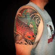 tattoo koi carp meaning 65 japanese koi fish tattoo designs meanings true colors 2018