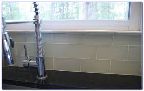 Crackle Ceramic Subway Tile Backsplash Tiles  Home Design Ideas - Crackle tile backsplash