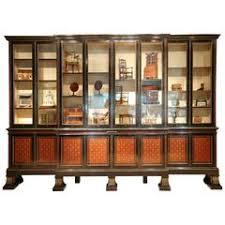 Arts Crafts Bookcase Dutch Oak Arts And Crafts Bookcase Attributed To Chris Wegerif