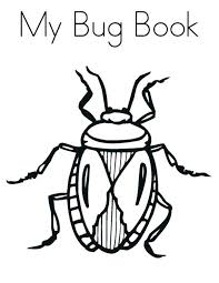 coloring pages insects bugs coloring pages of insects dtechedu info