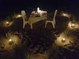 cena al lume di candela cena a lume di candela picture of white maakanaa lodge keyodhoo