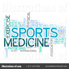 sports medicine clipart 1402755 illustration by macx