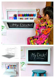 Create Storage Space With A Childrens Art Desk With Storage Best Gifts For A Two Year Old