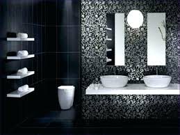 gray and black bathroom ideas black and white bathroom black and white bathroom decorating