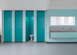 Commercial Bathroom Door Toilet Cubicle Doors Bushboard Washrooms