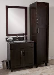 riveting cabinet for under pedestal sink in black paint colors