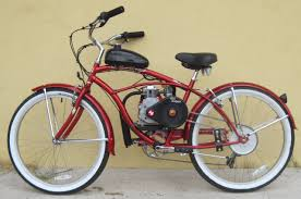 recommend a bike for the 49cc huasheng 4g motored bikes