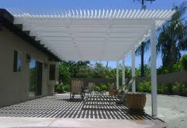 Vinyl Patio Roof Patio Cover Styles Patio Cover Styles In Sacramento Aluminum Vs