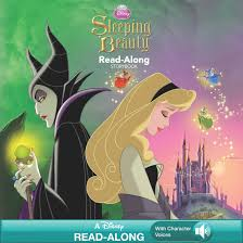 disney princess sleeping beauty storybook cd