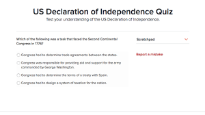 Declaration Of Independence Worksheet Answers Liberty And The Pursuit Of Happiness Khan Academy