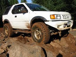 Isuzu Amigo Off Road Wallpaper 1024x768 13413