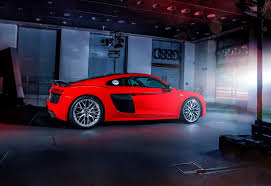 audi r8 ads audi nudges r8 supercar upmarket as prices hit 138 000 by car
