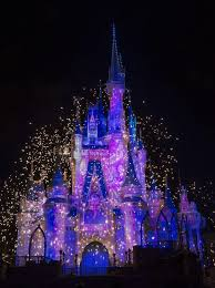 once upon a time u201d projection show at magic kingdom park walt