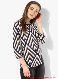 chevron blouse the best quality dorothy perkins multicoloured chevron