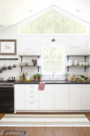 603 best interiors kitchen design images on pinterest kitchen diy wyoming kitchen no space hogging hood here the owner of this diy wyoming home found this 80s jenn air down draft range at the salvation army