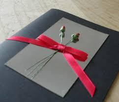 Make Invitation Card Handmade Wedding Invitations Ideas 10 Handmade4cards Com