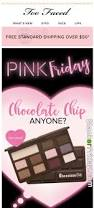 best black friday deals 2016 cosmetics too faced black friday 2017 sale u0026 cosmetics deals blacker friday