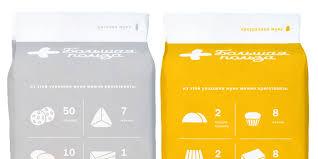 Design Firm Names Bolshaya Pol U0027za A Great Sake U2014 The Dieline Packaging
