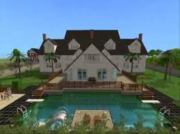 2 house with pool cool sims 2 house 2