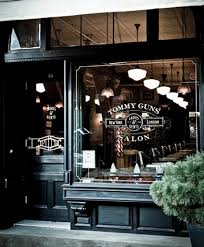tommy guns salon opens a brooklyn outpost cafes store fronts