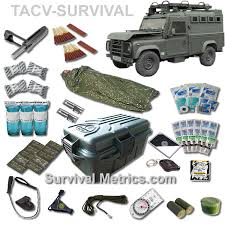 survival truck gear tactical vehicle survival and medical kit tacvkit