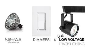 soraa led bulbs dimmers u0026 our low voltage track lights