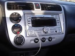 2002 honda civic radio cr v cd player fits civic now ipod with oem civic stereo honda