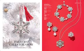 2017 snowflake pewter ornament limited edition avon of