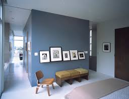 splashy sherwin williams gray matters in dining room contemporary