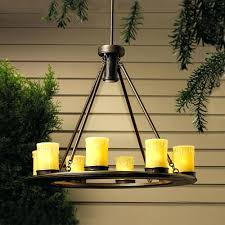 chandeliers battery operated outdoor chandeliers for gazebos