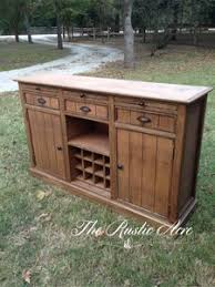 furniture buffets the rustic acre