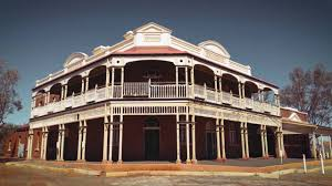 ghost town gwalia western australia exploring abandoned