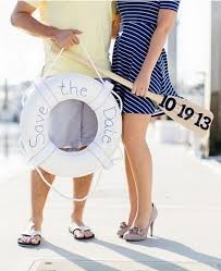 nautical save the date 30 creative save the date photo ideas 2017