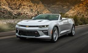 is chevy camaro a car 2016 chevrolet camaro convertible drive review car and