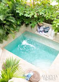 Small Backyard Pool by 28 Refreshing Plunge Pools That Are Downright Dreamy Plunge Pool