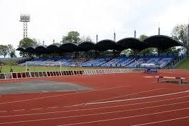 Daugava Stadium in Liepaja