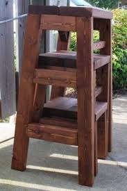 Wooden Step Stool Plans Free by Woodworking Project How To Build A Storage Step Stool For Kids