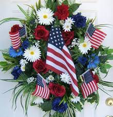 cool wreaths for memorial or labor day family net guide