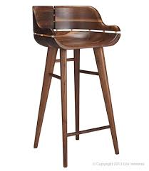 Modern Wood Bar Stool Kurf Bar Stool 459 00 Dining Table And Chairs Pinterest