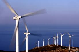 for major cities offshore wind farms could provide both