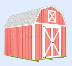 Free Wood Shed Plans 10x12 by