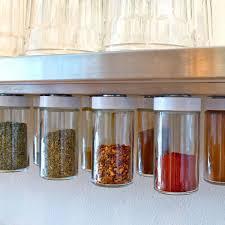 under cabinet spice rack 12 ingenious spice storage ideas the family handyman